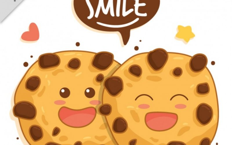 hand-drawn-background-of-smiling-cookies_23-2147587617
