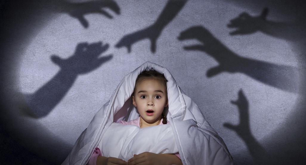 trẻ thường sợ gì 2
