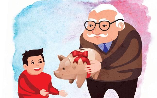 3 điều cần dạy trẻ về tiền bạc 1