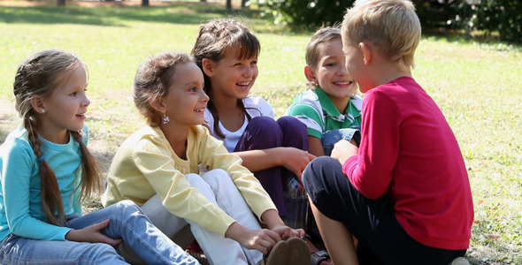 cách giao tiếp cho trẻ 1