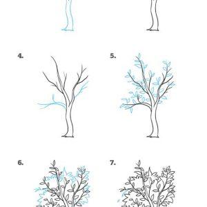 cây mùa thu 1
