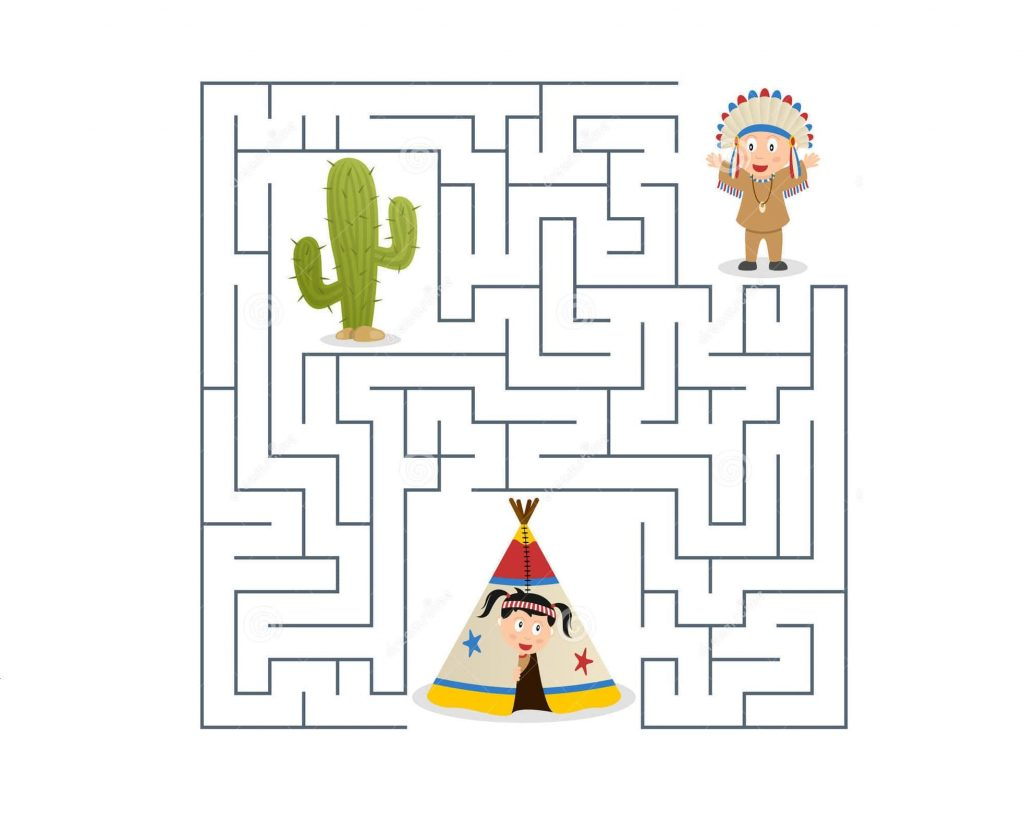 labyrinthe-d-indiens-d-amerique-pour-des-enfants-31768588-min