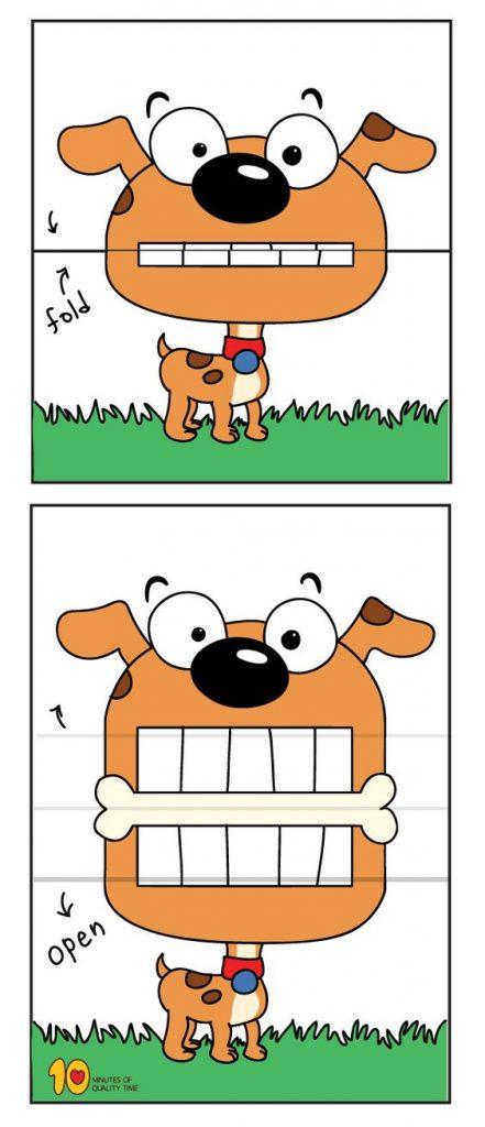 Big mouth dog 1