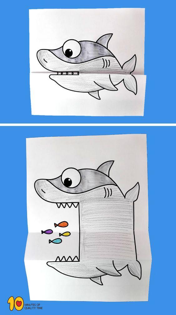 Big mouth fish 1