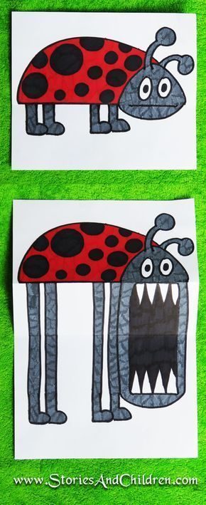 Big mouth ladybird