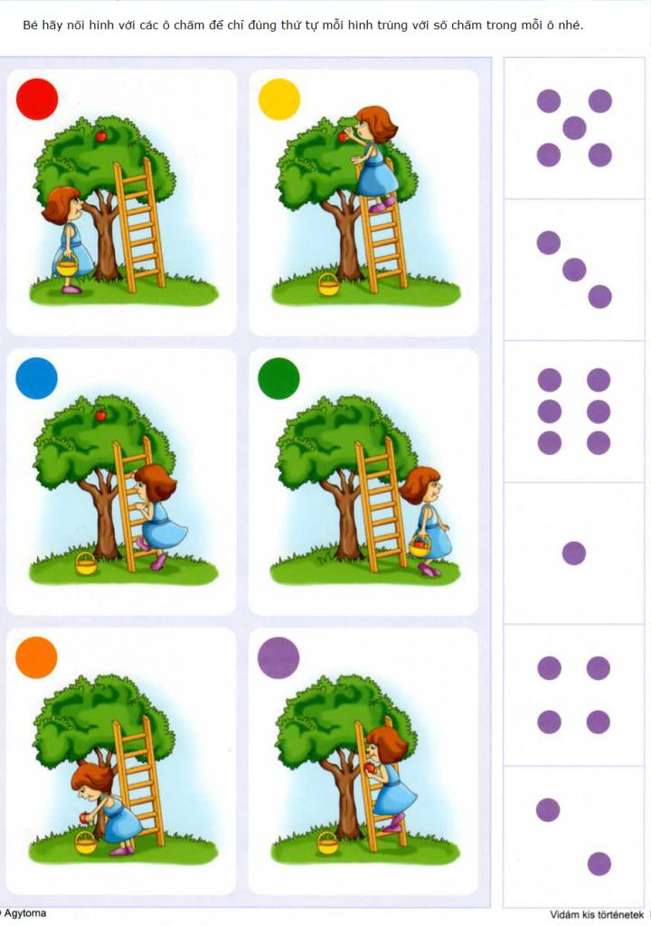 Tư duy 2 lần - Thứ tự vẽ cái cây
