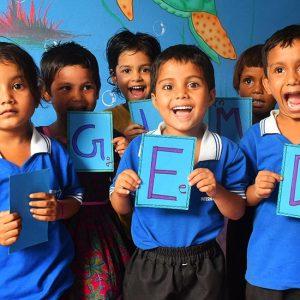 giáo dục lấy trẻ làm trung tâm
