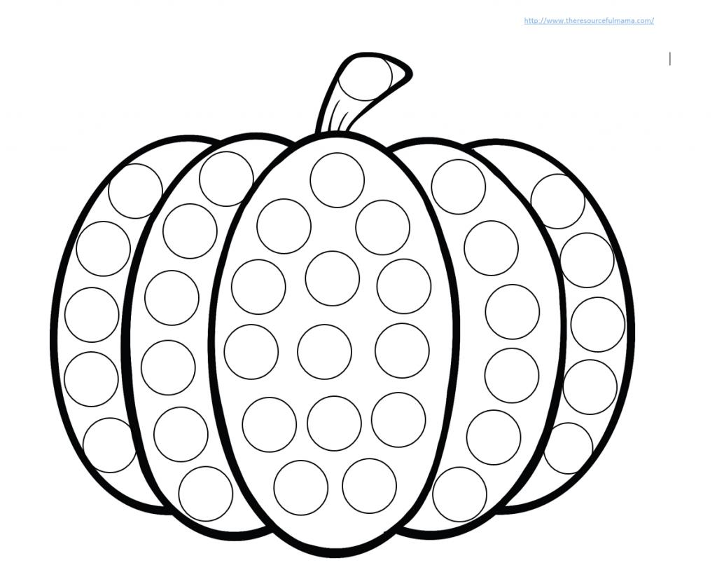 Do-a-Dot-Pumpkin-worksheet-printable