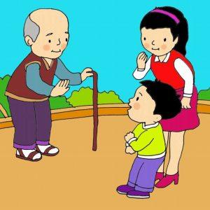 Giáo dục đạo đức cho trẻ