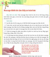 Massage theo phương pháp Montessori-min
