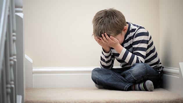 chứng rối loạn lo âu ở trẻ