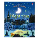 Usborne Night time (Sách tranh tiếng Anh)