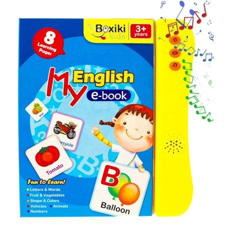 B. Sách tiếng Anh