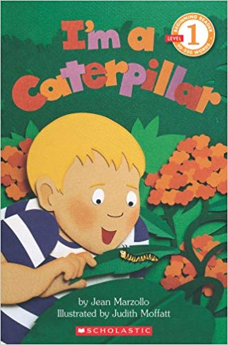I am a caterpillar – Scholastic