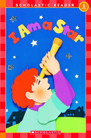 I am a star – Scholastic