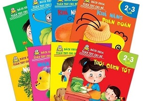 Sách trẻ em