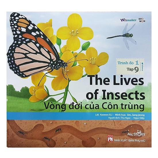 Vòng đời côn trùng
