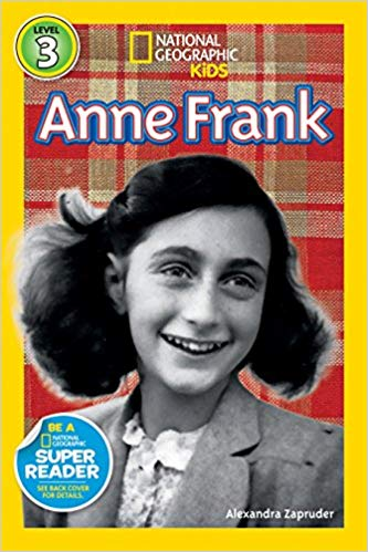 National Geographic kids: Level 3: Anne frank