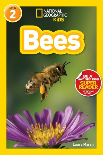 National Geographic kids: Level 2: Bees