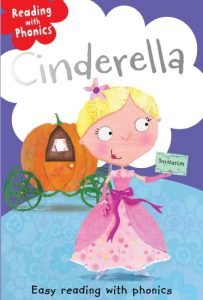 Reading with phonics: Cinderella
