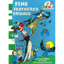 The cat in the hat: Fine feathered friends
