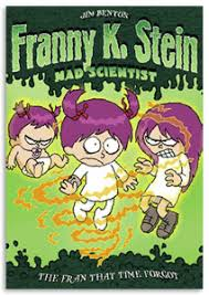 Franny K.stein: Mad scientist