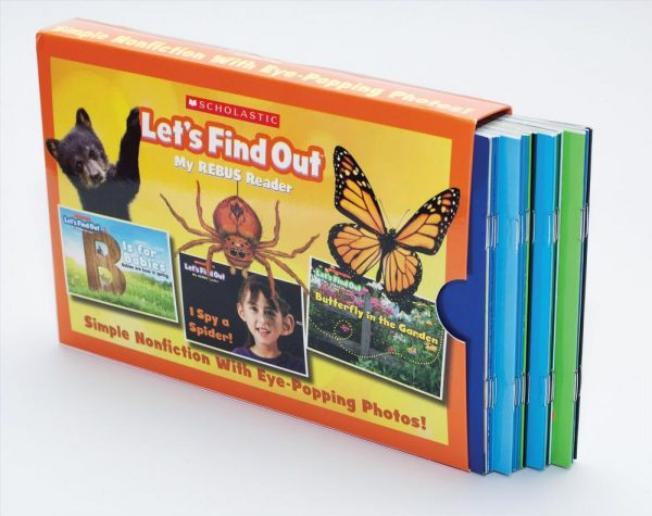 Let's find out (24 books)