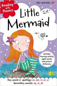 Reading with phonics: Little mermaid