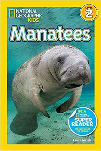 National Geographic kids: Level 2: Manatees