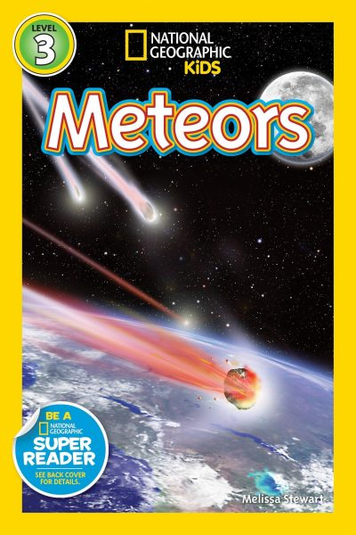 National Geographic kids: Level 3: meteors