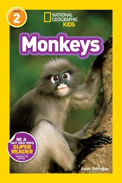 National Geographic kids: Level 2: Monkeys