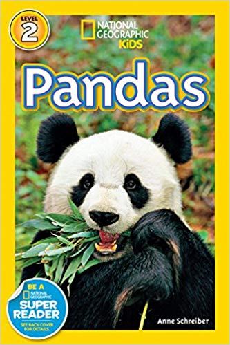 National Geographic kids: Level 2:  Pandas
