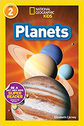 National Geographic kids: Level 2: Planets