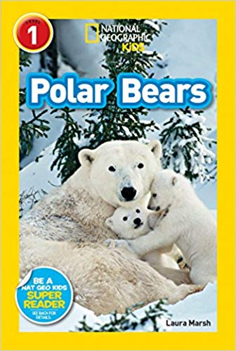 National Geographic kids: Level 1: Polar Bears