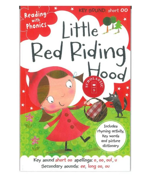 Reading with phonics: Little red riding hood