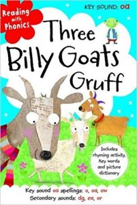 Reading with phonics: Three billy goats gruff