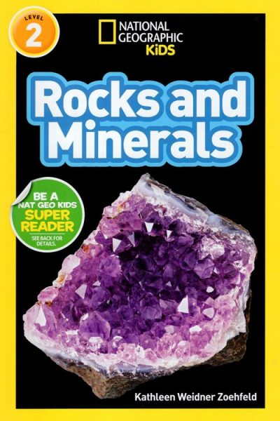 National Geographic kids: Level 2: Rocks and minerals