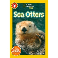 National Geographic kids: Level 1: Sea Otters