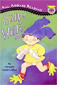 All aboard reading: silly willy