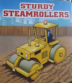Sturdy steamrollers