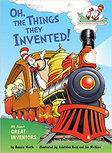 The cat in the hat: Oh, the things they invented!