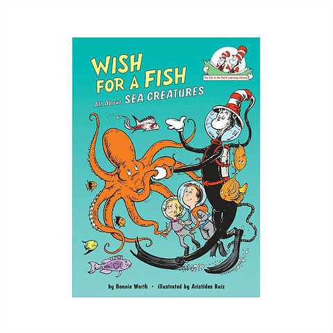The cat in the hat: Wish for a fish