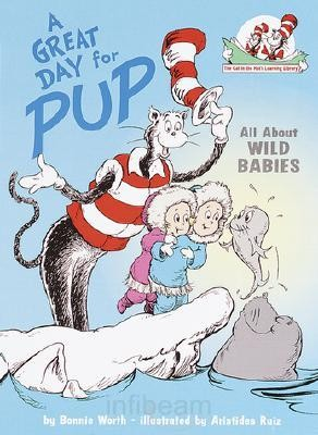 The cat in the hat: A great day for pup