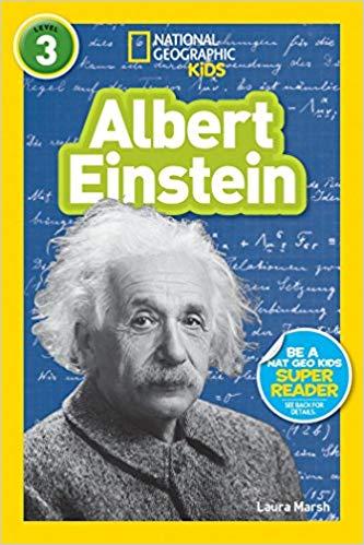 National Geographic kids: Level 3: Albert Einstein