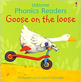 Usborne phonics readers: goose on the loose