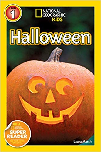 National Geographic kids: Level 1: Halloween