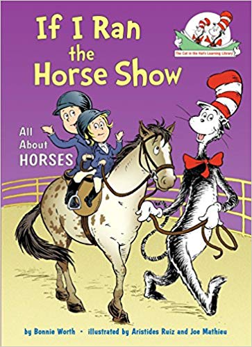 The cat in the hat: If I ran the horse show