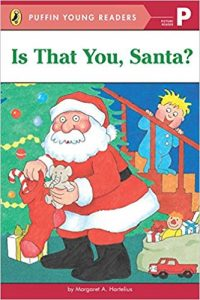 All aboard reading: is that you, santa?