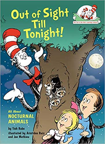 The cat in the hat: Out of sight till tonight