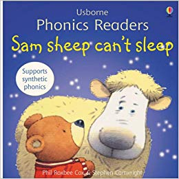 Usborne phonics readers: Sam sheep can't sleep